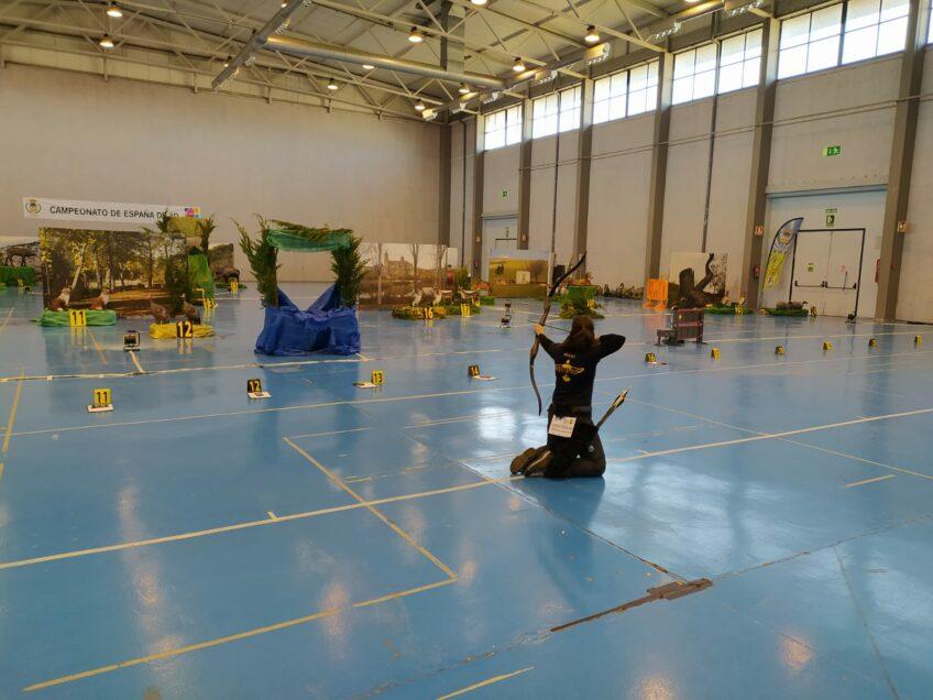 Campeonato Nacional 3D Indoor 2020