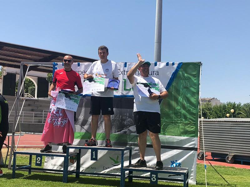 Campeonato Extremadura Aire Libre 2019