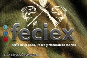 FECIEX 2019 (Feria de la caza, pesca, y naturaleza)
