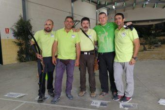 Campeonato de Extremadura 3D Indoor