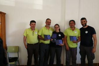 Campeonato de Extremadura 3D 2019