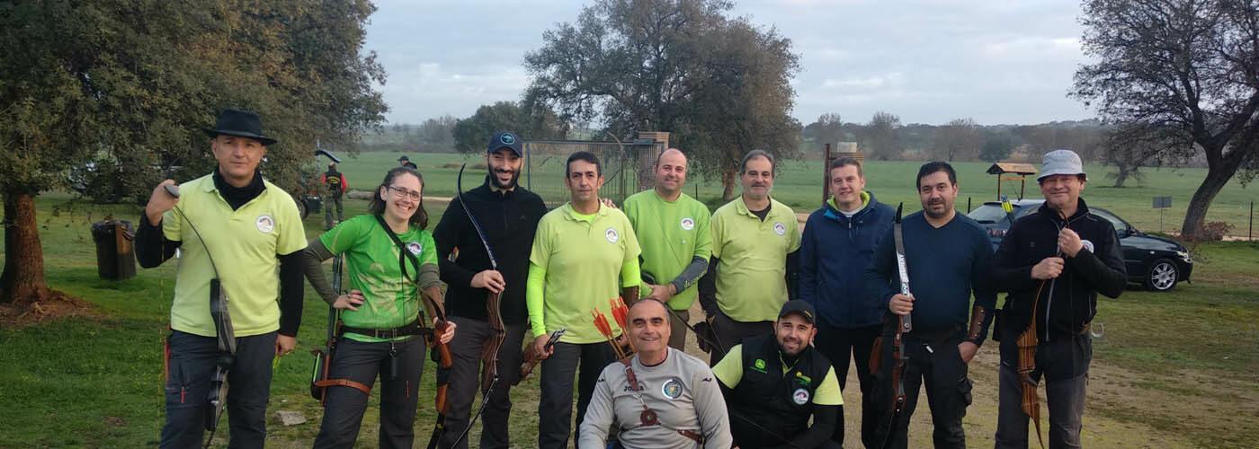 Club de tiro con arco en Badajoz